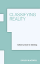 Classifying Reality (1118508351) cover image