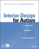 Interior Design for Autism from Adulthood to Geriatrics (1118680251) cover image