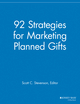 92 Strategies for Marketing Planned Gifts (1118690451) cover image