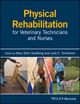 Physical Rehabilitation for Veterinary Technicians and Nurses (1119017351) cover image