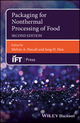 Packaging for Nonthermal Processing of Food, 2nd Edition (1119126851) cover image
