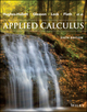 Applied Calculus, 6th Edition (1119399351) cover image