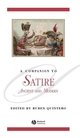 A Companion to Satire: Ancient and Modern (1405119551) cover image