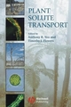 Plant Solute Transport (1405139951) cover image
