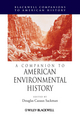 A Companion to American Environmental History (1405156651) cover image