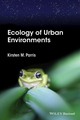 Urban Ecology (1444332651) cover image