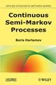 Continuous Semi-Markov Processes (1848210051) cover image