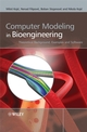 Computer Modeling in Bioengineering: Theoretical Background, Examples and Software (0470060352) cover image