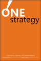One Strategy: Organization, Planning, and Decision Making (0470560452) cover image