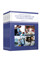 The Wiley Blackwell Encyclopedia of Family Studies, 4 Volume Set (0470658452) cover image