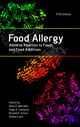 Food Allergy: Adverse Reaction to Foods and Food Additives, 5th Edition (0470672552) cover image