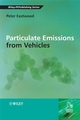 Particulate Emissions from Vehicles (0470724552) cover image