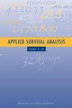 Applied Survival Analysis (0471170852) cover image