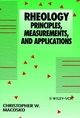 Rheology: Principles, Measurements, and Applications (0471185752) cover image