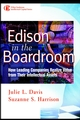 Edison in the Boardroom: How Leading Companies Realize Value from Their Intellectual Assets (0471217352) cover image