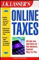 J.K. Lasser's Online Taxes (0471228052) cover image