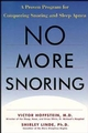 No More Snoring: A Proven Program for Conquering Snoring and Sleep Apnea (0471243752) cover image