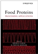Food Proteins: Processing Applications (0471297852) cover image