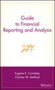 Guide to Financial Reporting and Analysis (0471354252) cover image