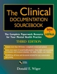 The Clinical Documentation Sourcebook: The Complete Paperwork Resource for Your Mental Health Practice, 3rd Edition (0471721352) cover image