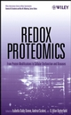 Redox Proteomics: From Protein Modifications to Cellular Dysfunction and Diseases (0471723452) cover image