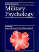 Handbook of Military Psychology (0471920452) cover image