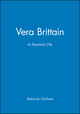 Vera Brittain: A Feminist Life (0631147152) cover image