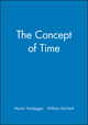 The Concept of Time (0631184252) cover image