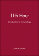 11th Hour: Introduction to Immunology (0632044152) cover image