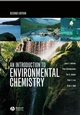 An Introduction to Environmental Chemistry, 2nd Edition (0632059052) cover image