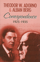 Correspondence 1925-1935 (0745623352) cover image