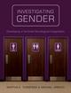 Investigating Gender (0745651852) cover image