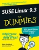 SUSE Linux 9.3 For Dummies (0764596152) cover image