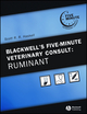 Blackwell's Five-Minute Veterinary Consult: Ruminant (0781753252) cover image