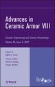 Advances in Ceramic Armor VIII, Volume 33, Issue 5 (1118205952) cover image