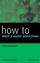How to Write a Grant Application (1405197552) cover image