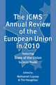 The JCMS Annual Review of the European Union in 2010 (1444339052) cover image