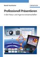 Professionell Präsentieren in den Natur- und Ingenieurwissenschaften (3527661352) cover image