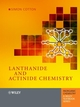 Lanthanide and Actinide Chemistry (0470010053) cover image