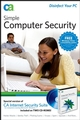 Simple Computer Security: Disinfect Your PC (0470139153) cover image