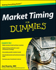 Market Timing For Dummies (0470389753) cover image