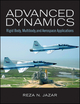 Advanced Dynamics: Rigid Body, Multibody, and Aerospace Applications (0470398353) cover image