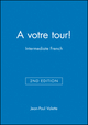 A votre tour!: Intermediate French, Testing Audio CD-ROM, 2nd Edition (0470427353) cover image