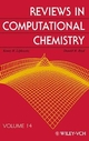 Reviews in Computational Chemistry, Volume 14 (0471354953) cover image