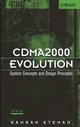 CDMA2000 Evolution: System Concepts and Design Principles (0471461253) cover image