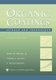 Organic Coatings: Science and Technology, 2nd Edition (0471674753) cover image