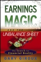 Earnings Magic and the Unbalance Sheet: The Search for Financial Reality (0471768553) cover image