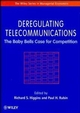 Deregulating Telecommunications: The Baby Bells Case for Competition (0471962953) cover image