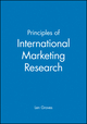 Principles of International Marketing Research (0631193553) cover image
