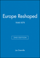 Europe Reshaped: 1848-1878, 2nd Edition (0631219153) cover image